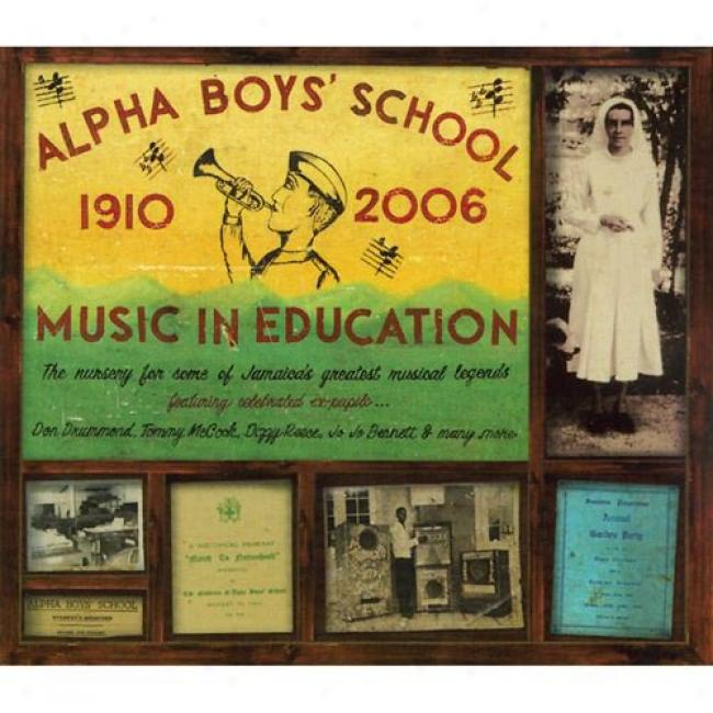 Alpha Boys School Music In Education (cd Slipcase)