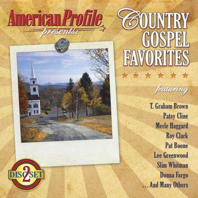 American Profile Presents: Rude Gospel Favorites (2cd)