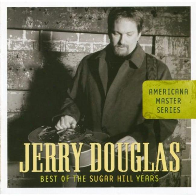 Americana Master Series: Best Of The Sugar Hill Years (remaster)