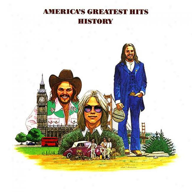 America's Greatest Hits: History (wal-mart Excluding) (eco-friendly Package)