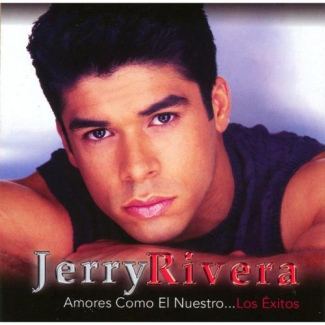 Amores Como El Nuestro... Los Exitos (includes Dvd)