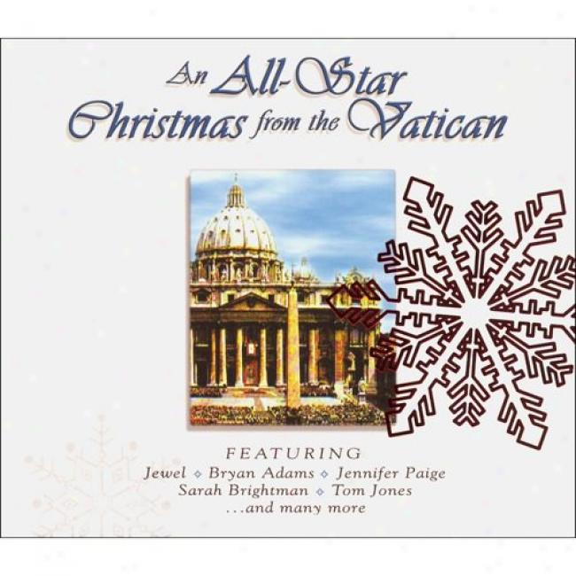 An All-star Christmas From The Vatican (includes Dvd) (cd Slipcase)