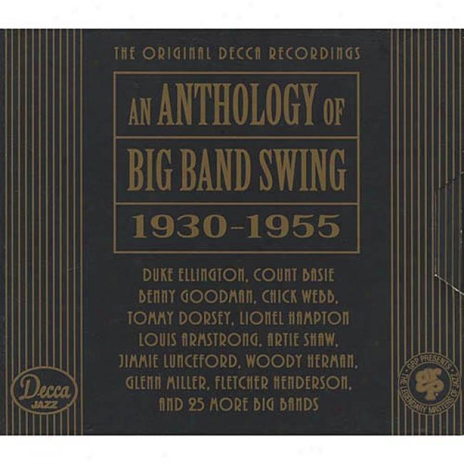 An Anthology Of Big Band Swing 1930-1955 (2cd) (cd Slipcase)
