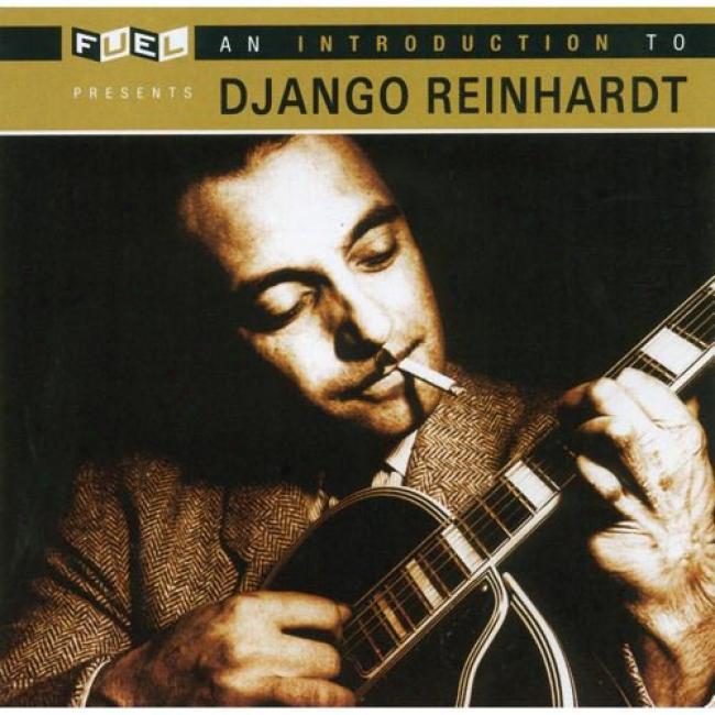 An Introduction To Django Reinhardt, Vol.2 (remaster)