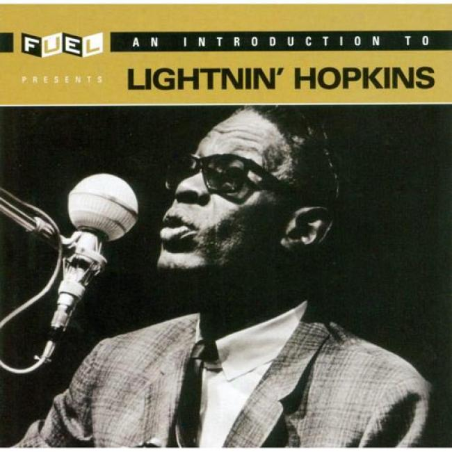 An Introduction To Lightin' Hopkins (remaster)