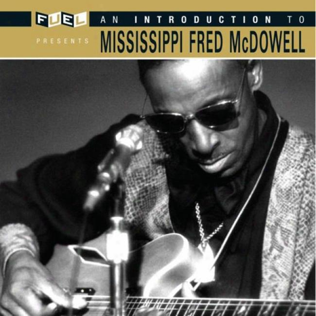 An Introducgion To Mississippi Fred Mcdowell (remaster)