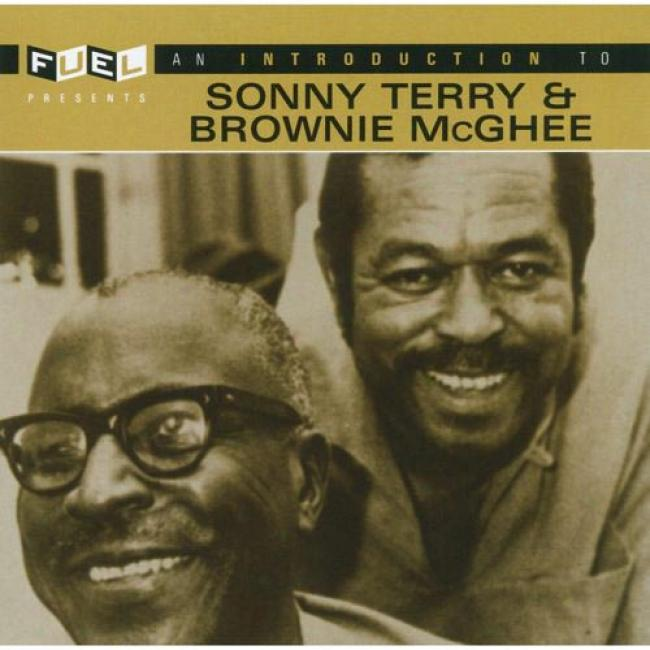 An Introduction To Sonny Terry & Brownie Mcghee (remaster)