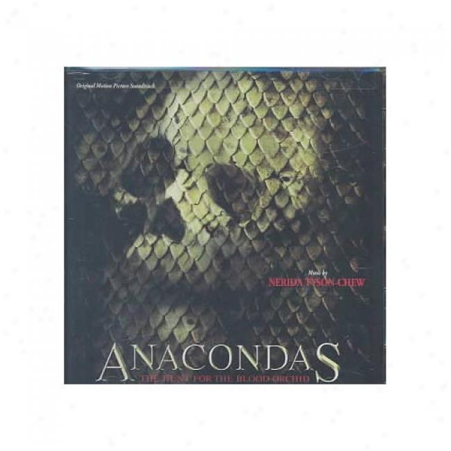 Anacondas: The Hunt For The Blood Orchid Soundtrack