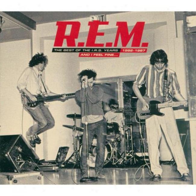 And I Feel Fine: The Best Of The I.r.s Years 1982-1987 (2cd) (digi-pak) (remaster)