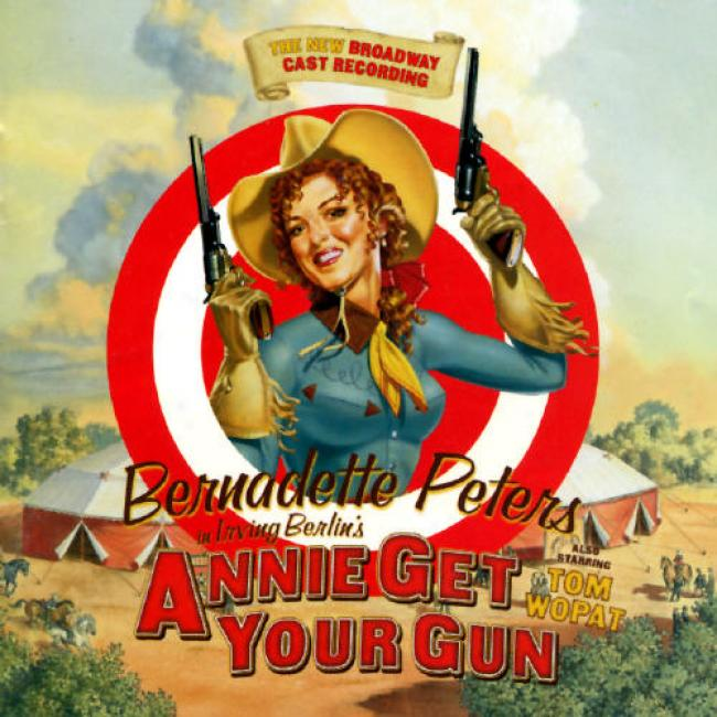 Annie Get Your Gun - New 1999 Broadway Cast Soundtrack