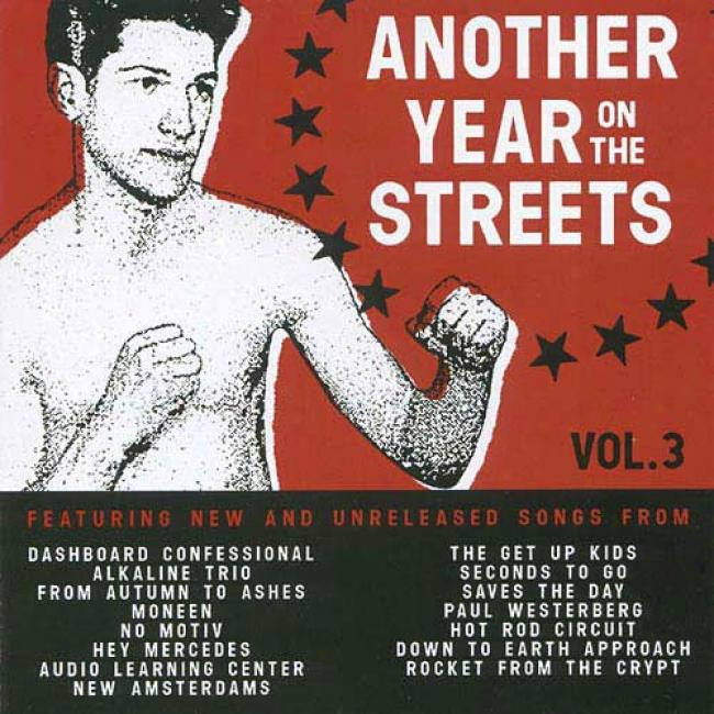 Another Year On The Streets, Vol.3 (includes Dvd)