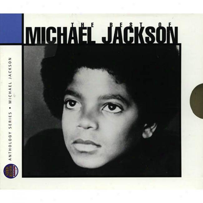 Anthology: The Best Of Michael Jackson (2cd) (cd Slipcase)