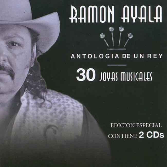 Antologia De Un Rey (special Edition) (2cd) (remaster)