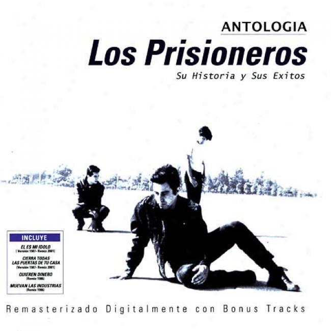 Antologia: Su Historia Y Sus Exitos (2cd) (remaster)