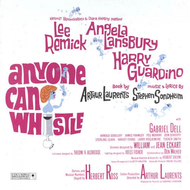 Anyone Can Whistle Soundtrack (deluxe Edution) (remaster)