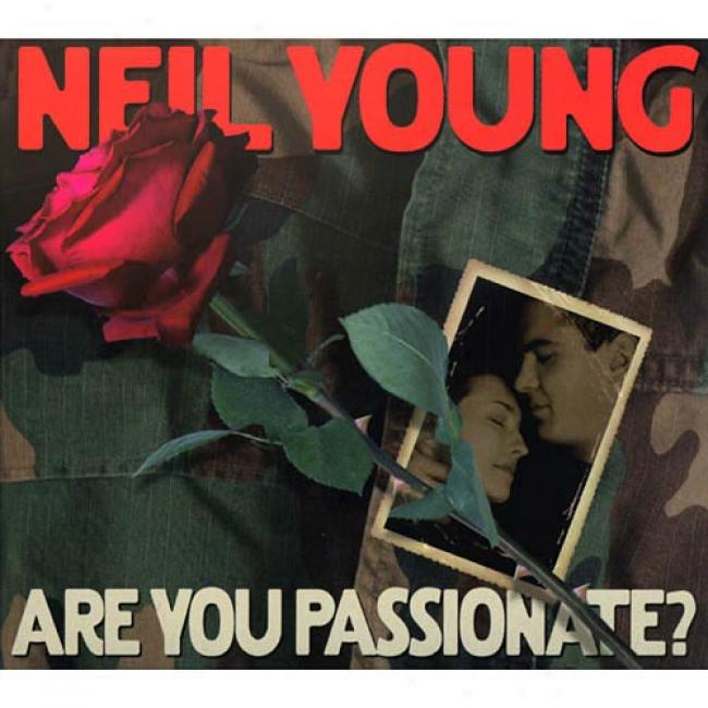 Are You Passionate? (limited Edition) (digi-pak)