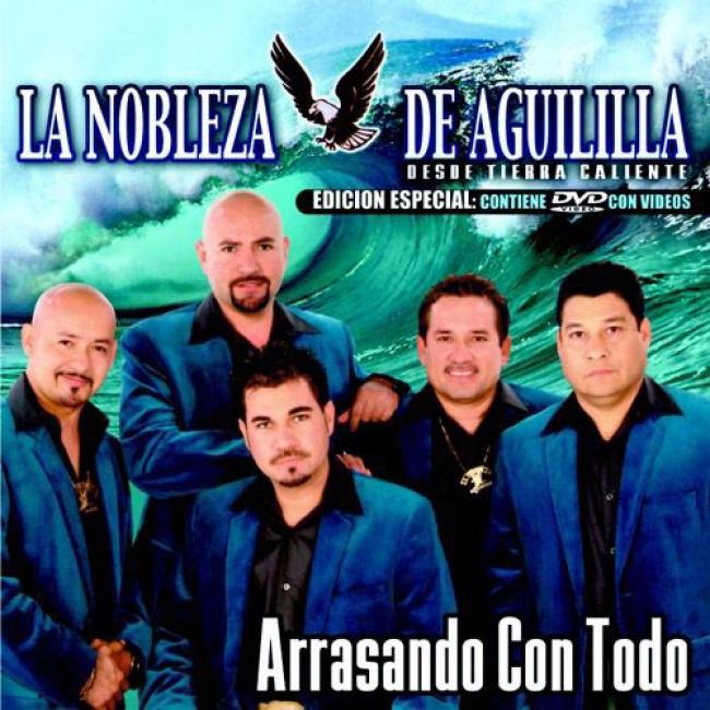 Arrasando Con Todo (special Edition) (inclhdes Dvd)