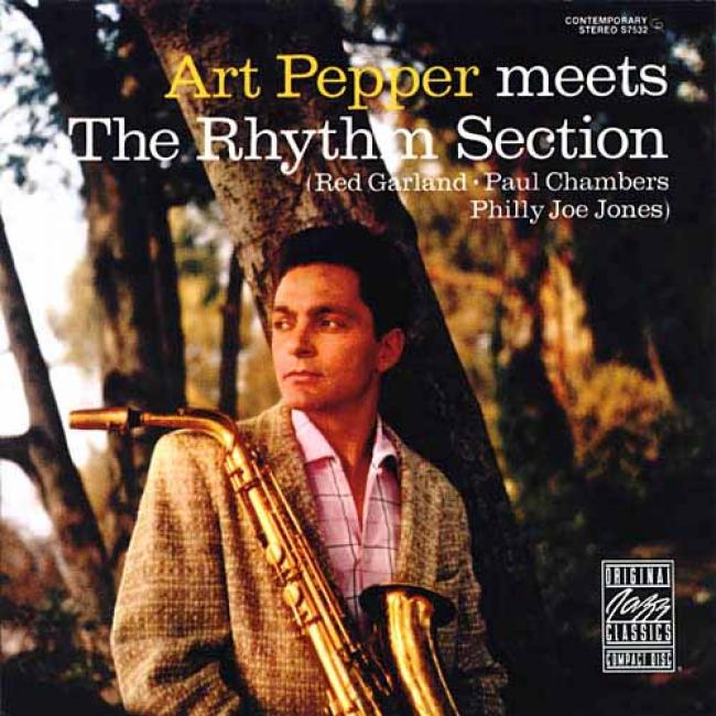 Art Pepper Meets The Rhythm Section (remaster)
