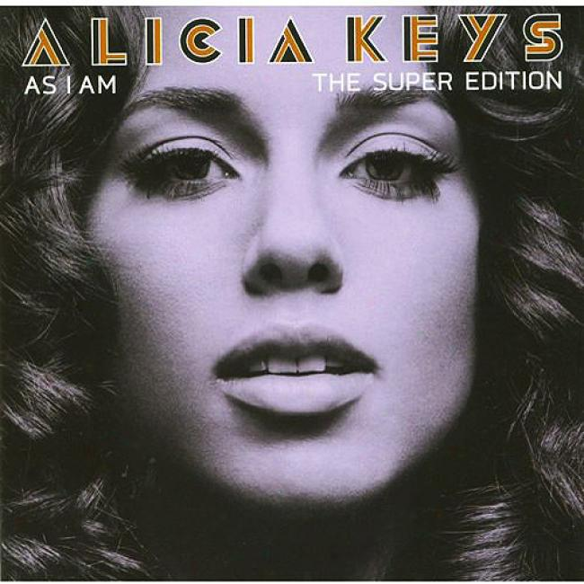 As I Am: The Super Edition (deluxe Edition) (includes Dvd)