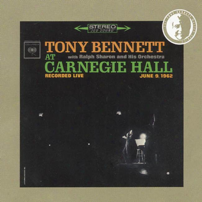 At Carnegie Hall June 9, 1962 - The Complete Concert (2cd)