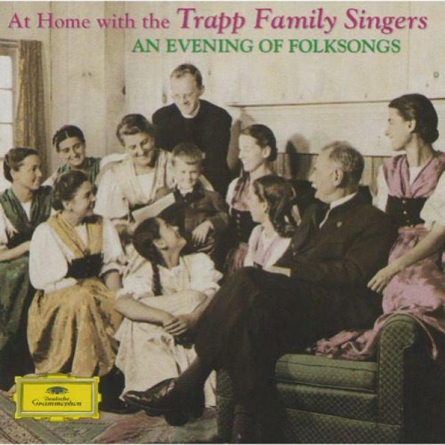 At Home With The Trapp Family Singers (remaster)