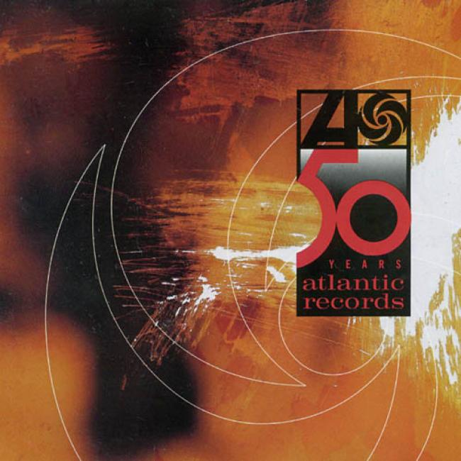 Atlantic Records 50 Years: The Gold Anniversary Collection (2cd) (remaster)