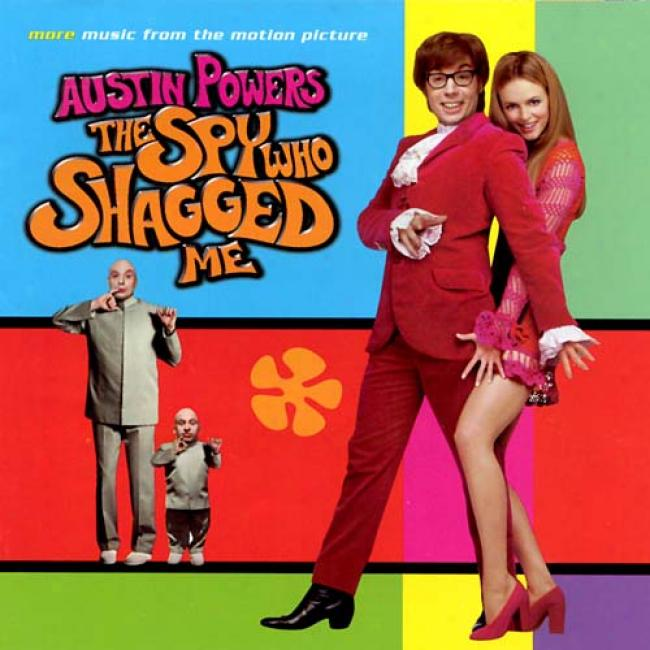 Austin Powerz: Greater degree Music From Austin Powers The Spy Who ShaggedM e Souhdtrack