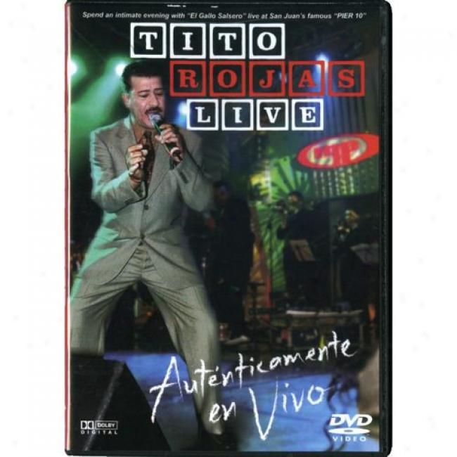 Autenticamente En Vivo (music Dvd) (amaray Case)