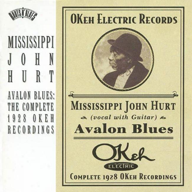 Avalon Blues: The Compleete 1928 Okeh Recordings (remaster)