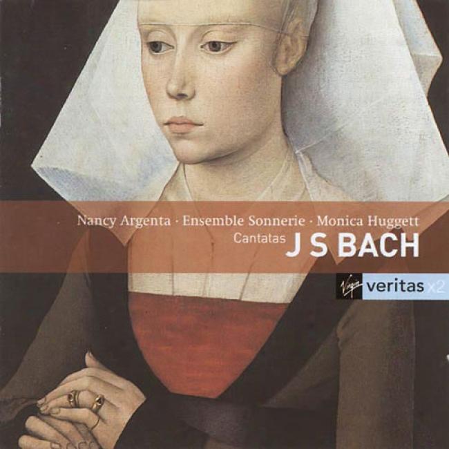 Bach: Cantatas 51, 82a, 84, 199, 202, 209 (2cdd)