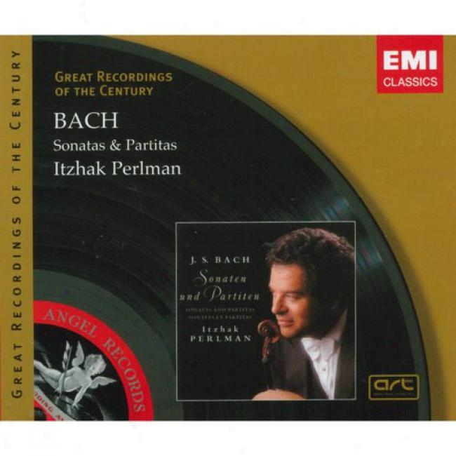 Bach: Sonnatas & Partitas (2 Disc Box Set) (remaster)