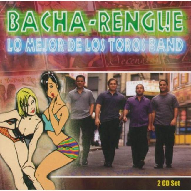 Bach-arengue: Lo Mejer De Los Toros Band (2cd)