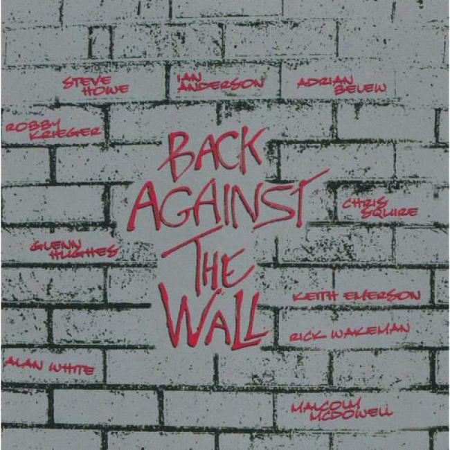 Back Against The Wall: A Tribute To Pink Floyd (2cd)