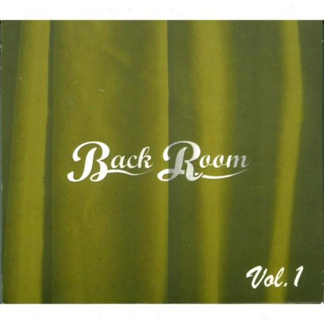 Bzck Room, Vol.1 (2cd) (digi-pak) (cd Slipcase)