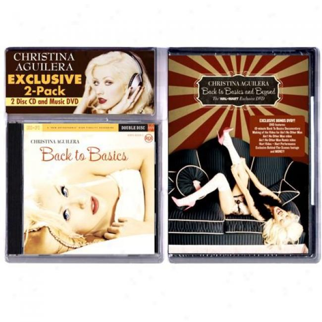 Back To Basics (with Exclusive Bonus Dvd) (2cd)