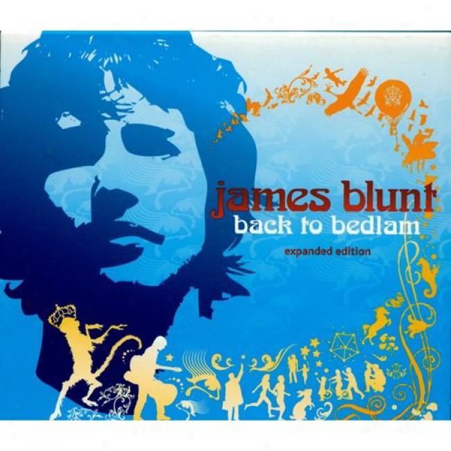 Back To Bedlam (edited) (limited Editioh) (2cd) (cd Slipcase)
