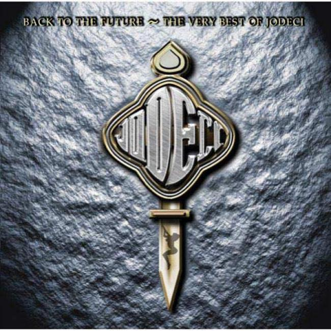 Back To The Future: The Very Best Of Jodeci (edited)