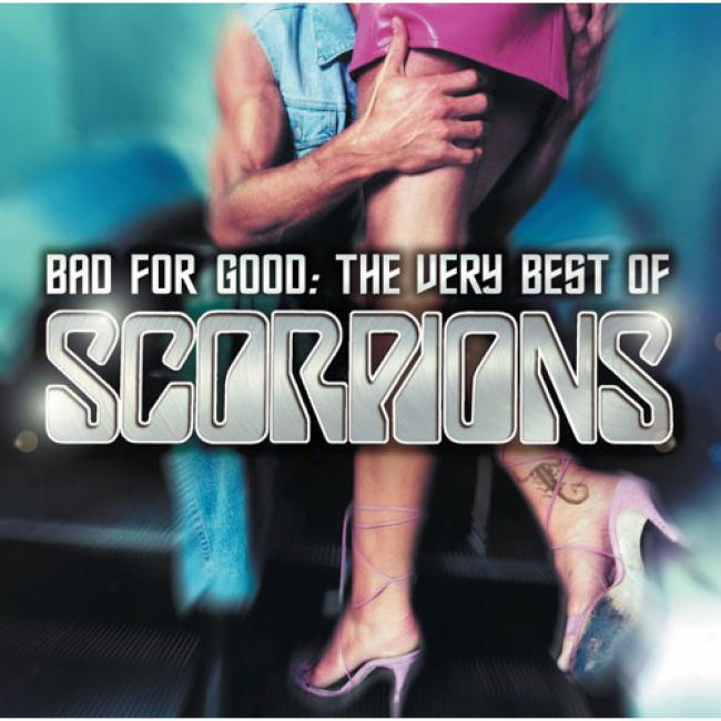 Bad For Good: The Very Best Of Scorpions (with 3 Bonus Mp3 Downloads) (wal-mart Exclusive)
