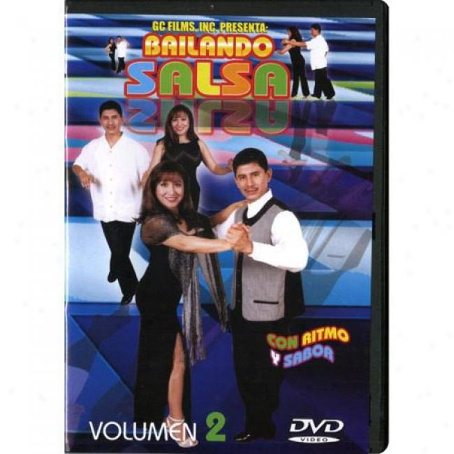 Bailando Salsa, Vol.2 (music Dvd) (amaray Case)