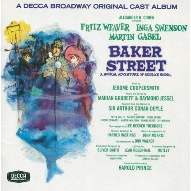 Baker Street: A Musical Adventure Of Sherlock Holmes Soundtrack