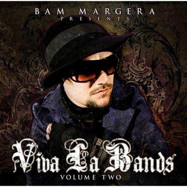 Bam Margera Presents: Viva La Bands (includes Dvd)