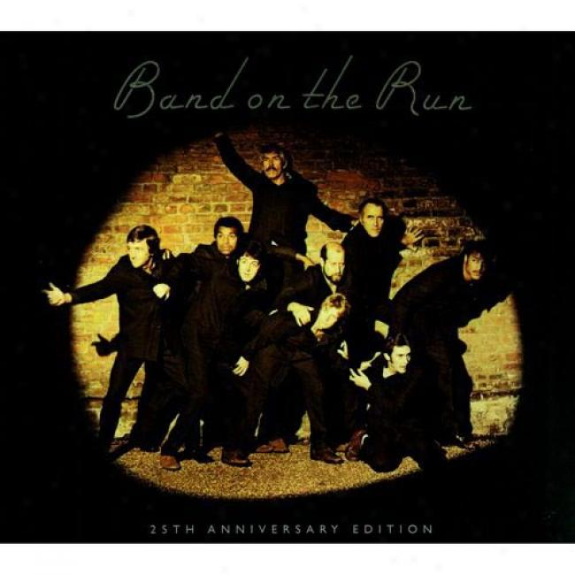 Band On The Run (25th Anniversary Edition) (2 Disc Box Predetermined) (remaster)