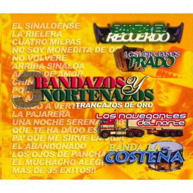 Bandazos Y Nortenazos 3: Trancczos De Oro (3 Disc Box Set)