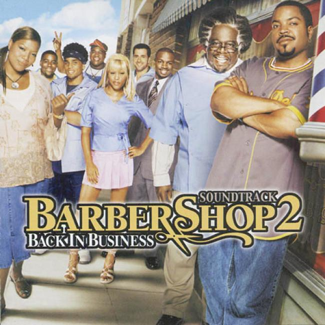 Barbershop 2: Back In Business Soundtrack (edited)