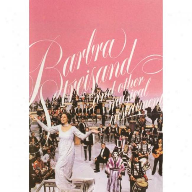 Barbra Streisand... And Other Musical Instruments (music Dvd) (amaray Case) (dvd Slipcase