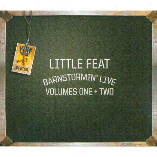 Barnstormin' Live, Vols.1 & 2 (2 Disc Box Set)