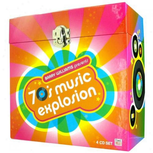 Barry Williams Presents: 70's Music Explosion (4 Disc Box Set)