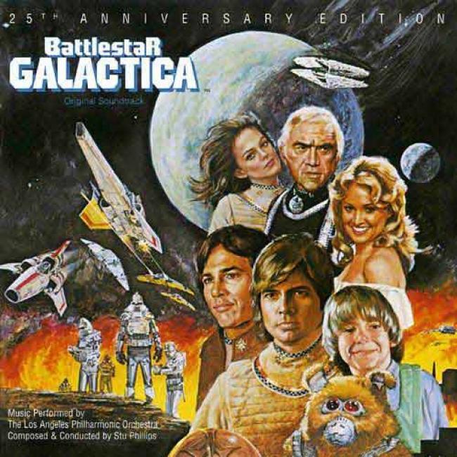 Battlestar Galactica Soundtrack (25th Anniversary Edition) (remaster)