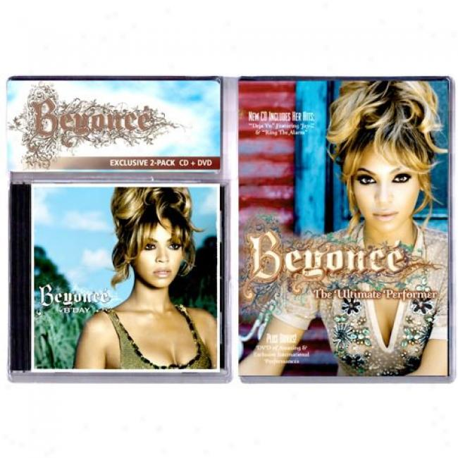 B'day (with Sole The Ultimate Performer Dvd)