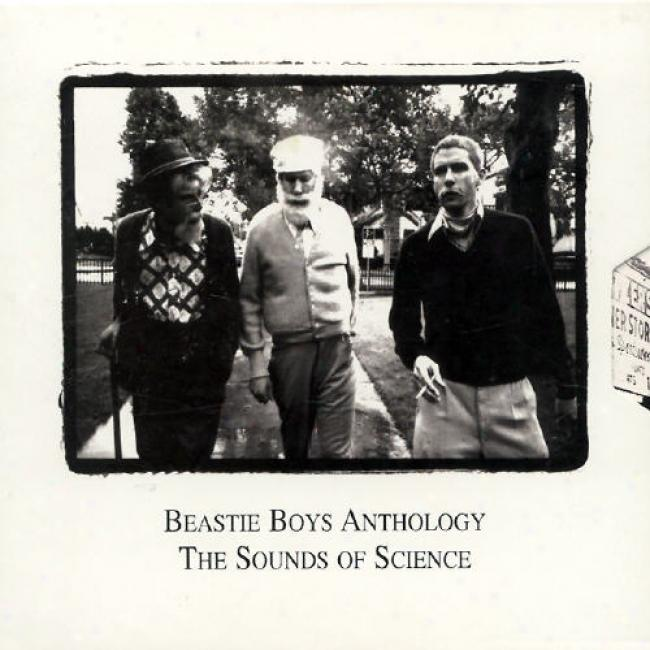 Beastie Boys Selections: The Sounds Of Science (2cd) (digi-pak) (cd Slipcase)